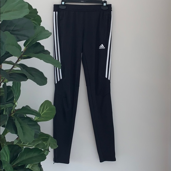 Adidas Skinny Trackpants! Size - small